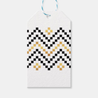 Cross Stitch Pack Of Gift Tags