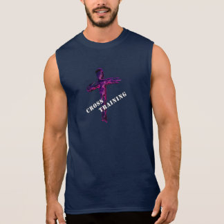 Cross Training for Christ Sleeveless Shirt