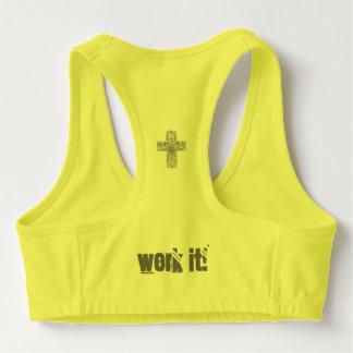 Cross Work it! Work Out Bra Sports Bra