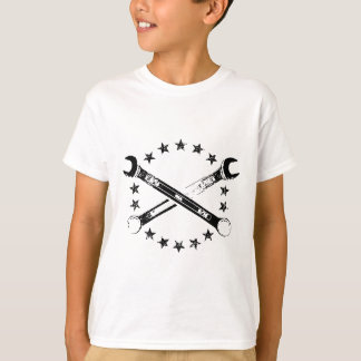Cross Wrenches 517 T-Shirt