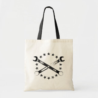 Cross Wrenches 517 Tote Bag