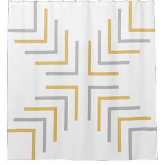 Cross X - gold and gray
