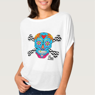 Crossbone Sugar Skull T-Shirt
