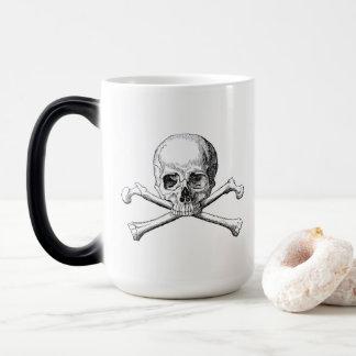 Crossbones Morphing Mug