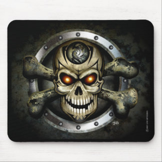 CROSSBONES Mouse Pad