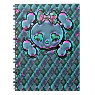 Crossbones Notebook