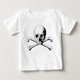 Crossbones skull baby T-Shirt