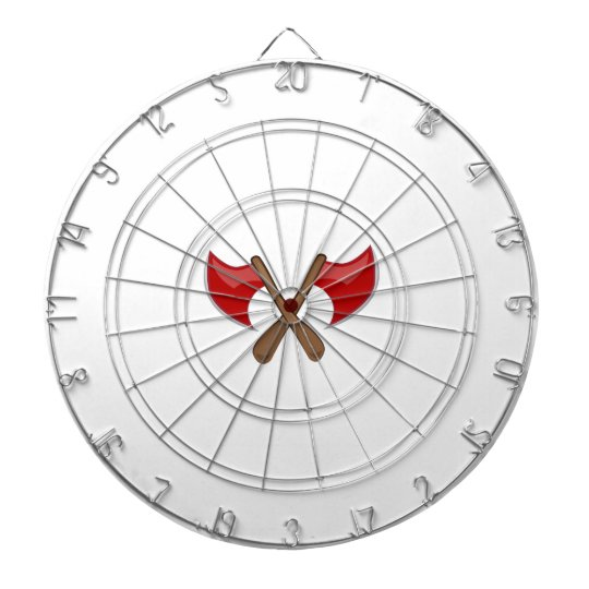 Crossed Axes Dartboards