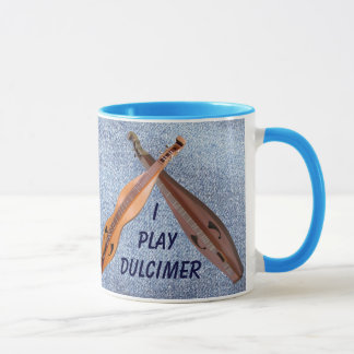 CROSSED DULCIMERS-MUG MUG
