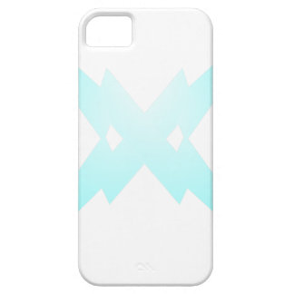 Crossed Lightning iPhone 5 Cover
