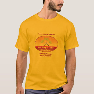 Crossed Palms Group Cruise Tee. T-Shirt