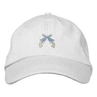 Crossed Pistols Baseball Cap