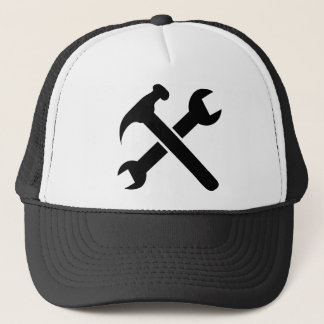 Crossed Tools Trucker Hat