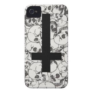 Crosses and Bones iPhone 4 Covers