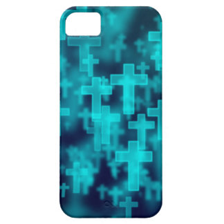 Crosses iPhone 5 Cases