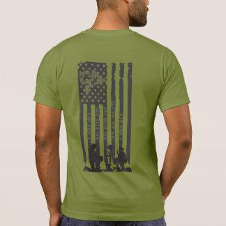 Crossfit High Voltage Murph Mens Tshirt