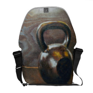 Crossfit Kettlebell Messenger Bag