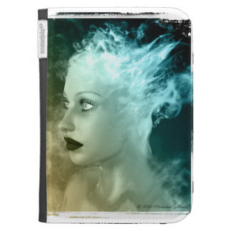 Crossing Over Gothic Art Kindle Case 3rd Gen