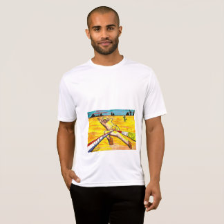 CROSSING THE BOARDER T-Shirt
