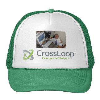 Crossloop hat
