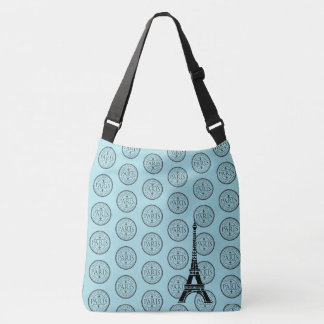 Crossover Body Bag-Paris Crossbody Bag