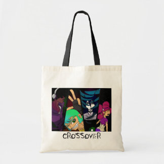 Crossover Characters Budget Tote Bag