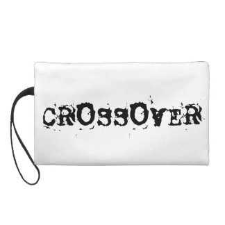 Crossover Characters Wristlet Purse