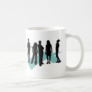 crossroads lifegroup icon logo classic white coffee mug