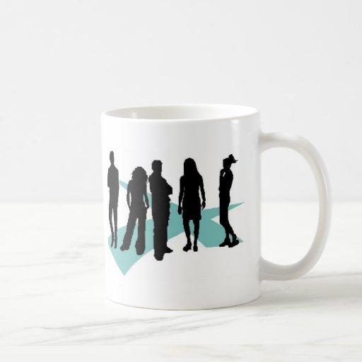 crossroads lifegroup icon logo coffee mug