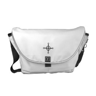 Crossroads University Messenger Bag