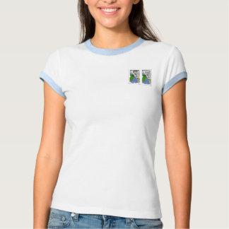 CROSSVIEW, Pocket area, NSA/ISU 07 Logo StereoView T-shirts