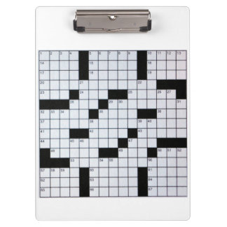 Crossword Grid Clipboard