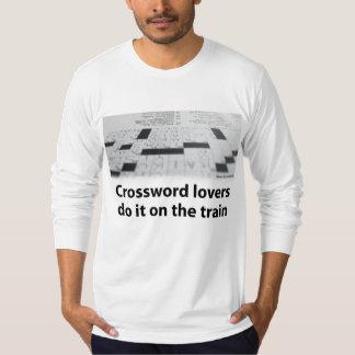 Crossword Lovers T-Shirt