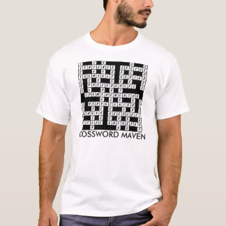 Crossword Maven T-Shirt