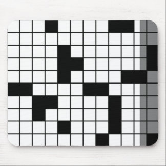 Crossword Mousepad