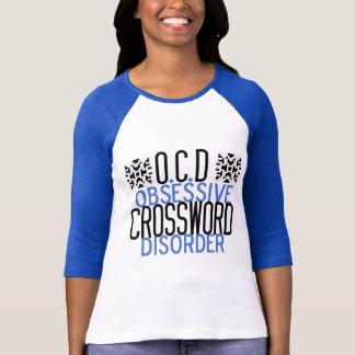 Crossword Obsessed T-Shirt