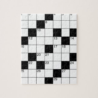 Crosswords Jigsaw Puzzle