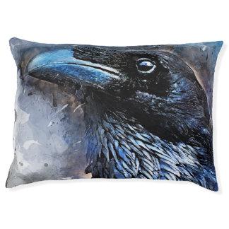 Crow art #crow #bird #animals pet bed
