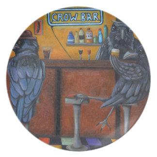 Crow Bar Plate