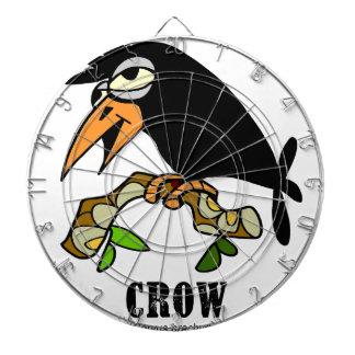 Crow by Lorenzo © 2018 Lorenzo Traverso Dartboard