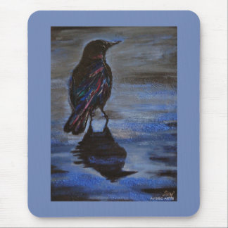 """Crow Colors"" Mousepad"