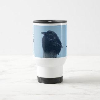 crow, Crow, crow Travel Mug