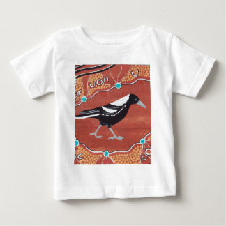 Crow Dreaming Baby T-Shirt
