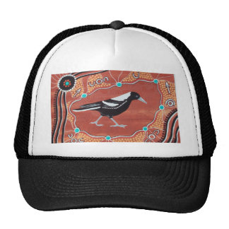 Crow Dreaming Trucker Hat