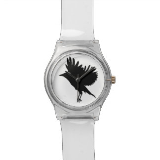 Crow flight watch