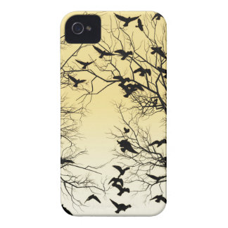 Crow flock Case-Mate iPhone 4 cases