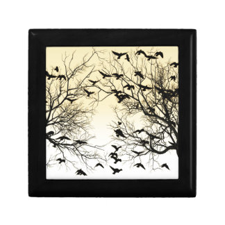 Crow flock gift box