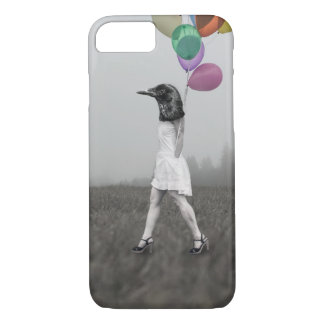 Crow Girl Phone Case