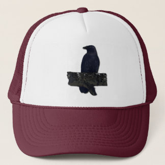 CROW GUARDIAN TRUCKER HAT