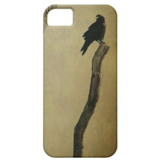 Crow In Nature iPhone 5 Cover